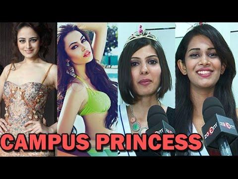 Campus Princess 2014  | Bollywood News