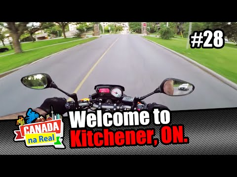 Welcome to Kitchener!!! | CANADA NA REAL