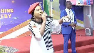 MERCY CHINWO MINISTERING LIVE AT RPMI POWER OF WORSHIP