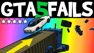GTA 5 FAILS – EP. 23 (GTA 5 Funny moments compilation online Grand theft Auto V Gameplay)