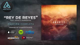 "Marco Barrientos - ""Rey de Reyes"" Ft. Daniela Barrientos (Audio Oficial)"