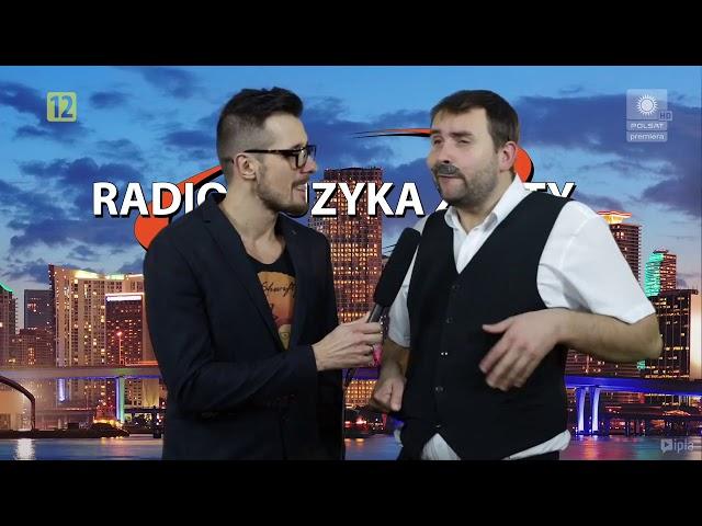 Kabaret na żywo 4: Radio, muzyka, żarty: Kabaret Skeczów Męczących - To dla Ciebie gra nasze radio