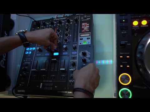 COMO HACER UN SUBIDON / HOW TO DO A BUILD UP [DJM 900SRT] (Tutorial #3) by Omar Alvarez