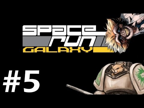 Let's Play Space Run Galaxy - Nuclear Delivery - Part 5 Space Run Galaxy Gameplay
