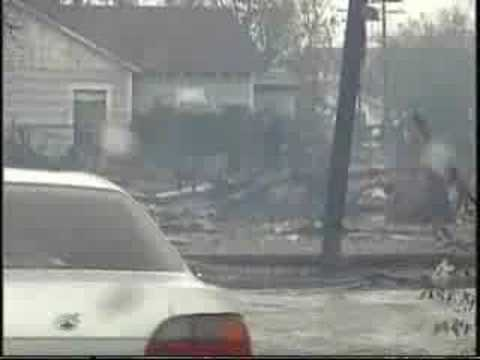 Jim Walker Reports on Hurricane Ike in Port Arthur