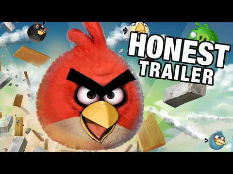 ANGRY BIRDS (Honest Game Trailers)
