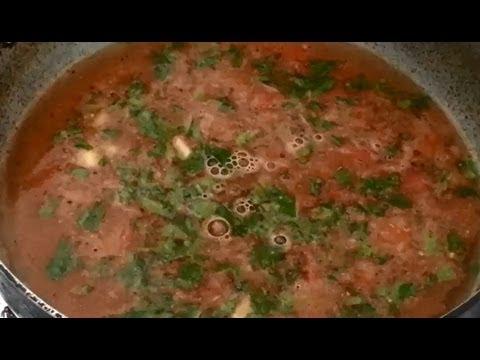 Horsegram Soup / Kollu Rasam