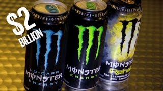 Monster needs Coke, and Coke needs Monster