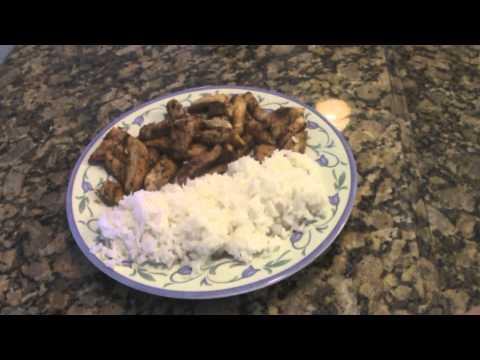 Receta de arroz rapida y deliciosa para fisicoculturistas