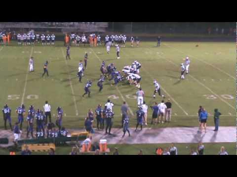 Conlan Cassidy - 2009 James River High School football Part 1