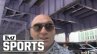 Tyson Fury to Deontay Wilder, 'Suck My Nuts' | TMZ Sports