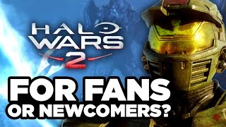 Will Halo Wars 2 Appeal To Both Series Fans And RTS Gamers?