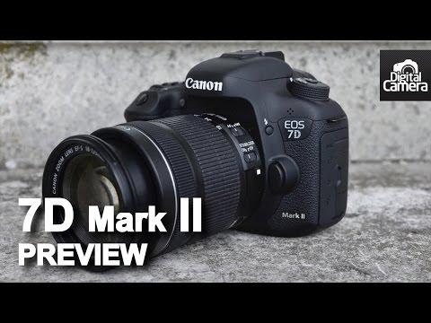 Canon EOS 7D MK II Preview