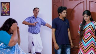 Thatteem Mutteem   Entry of guests to  Mayavathi's home...!   Mazhavil Manorama