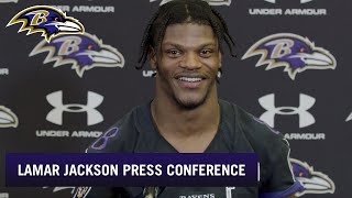 Lamar Jackson: Teams Need to 'Chill Out' on Greg Roman | Baltimore Ravens