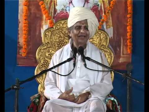 Baba Maharaj Satarkar At Uttung Sanskrutik Pariwar - Part 3 video