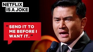 Ronny Chieng Thinks Amazon Prime Is Too Slow | Netflix Is A Joke