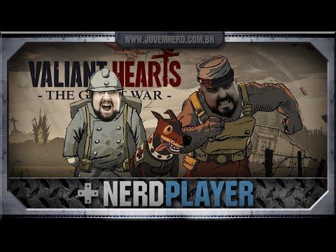 Valiant Hearts - Mundo cão | NerdPlayer 139