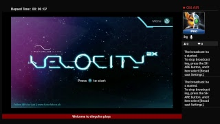 Streaming test velocity  has youtube fixed live stream chat pt5