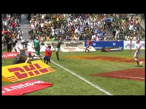 IRB Sevens official highlights show - George 2008