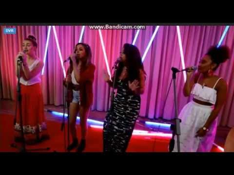 Little Mix - Nothing Feels Like You Acoustic (livestream) video