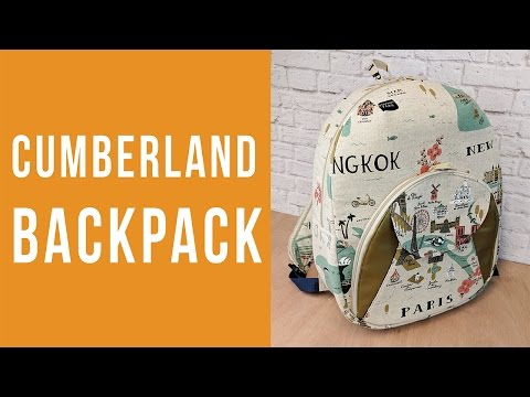Trailer: Cumberland Backpack Online Workshop