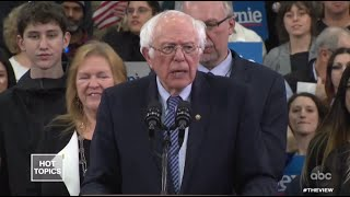 Bernie Sanders Wins New Hampshire Primary | The View