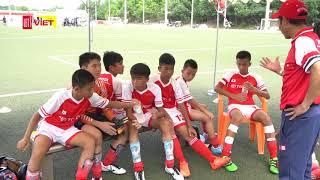Khi trái bóng lăn 2017 - Tập 46: Trận ra quân đầu tiên trên đất Nhật: Toyota Việt Nam vs Toyota City