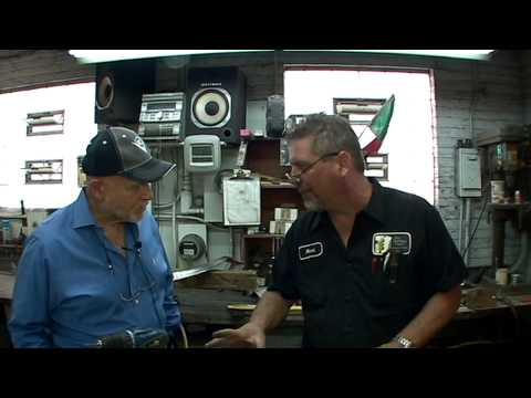 RidesWithChuck The Secrets of Chrome Plating @ The Finishing Touch- The Bortz Job