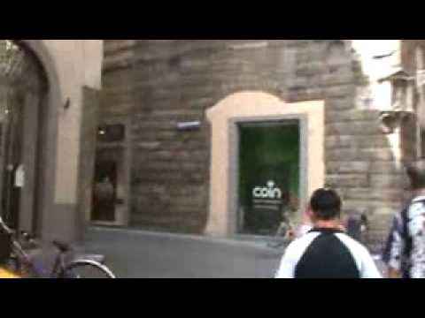 Florence , Italy , Cosmos Tour Vacation Europe Travel History