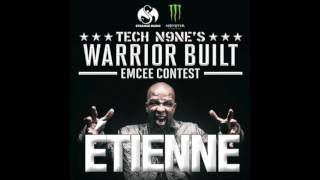 Tech N9ne - PTSD Ft. ETIENNE (Warrior Built Emcee Contest Entry)