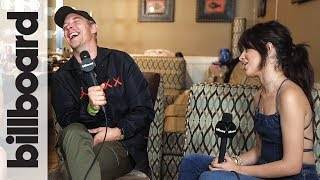 Camila Cabello & Diplo Play How Well Do You Know Your Friend? | Billboard Hot 100 Fest
