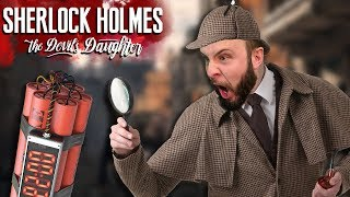 BLOW ME AWAY - Sherlock Holmes: The Devil's Daughter Gameplay Part 5