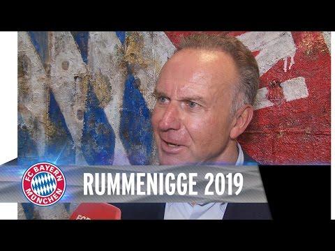 Rummenigge verlängert bis 2019