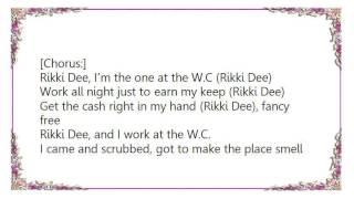 Watch Bow Wow Wow Rikki Dee video