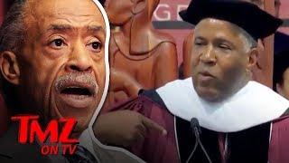Rev. Al Sharpton Applauds Morehouse Gift, Shades Trump | TMZ TV