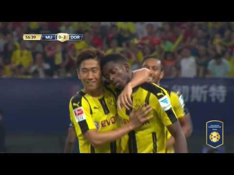 Manchester United vs Borussia Bortmund