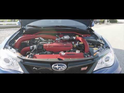 450HP 2014 Subaru WRX STI