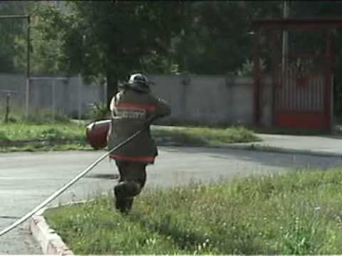 приколы у пожарных