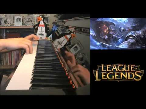 Misc Computer Games - League Of Legends Theme