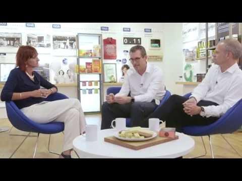 Tesco | Complaining Cow meets Dave Lewis and Matt Davies
