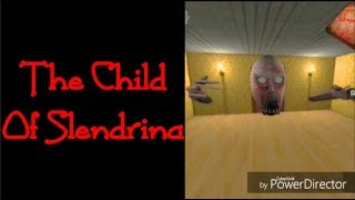 The Child Of Slendrina (Gameplay) #1 - Easy