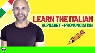 ITALIAN ALPHABET: How to pronounce Italian  [Video 3 of 3]