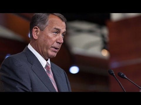 Boehner: House Continues Push on Jobs & ObamaCare Oversight