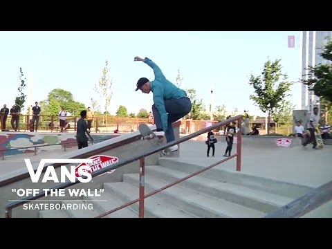 Chicago Demo: Vans Skate Team
