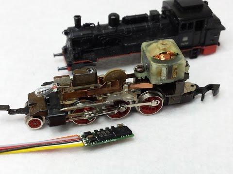 BR 74 Marklin mini-club Digital