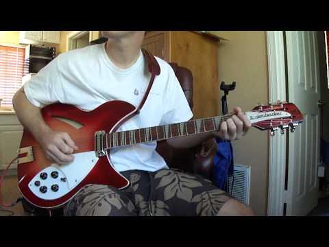Tom Petty - Listen To Her Heart (Rickenbacker 360-12c63)