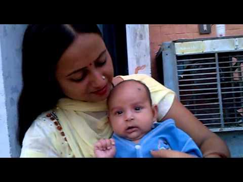 Chanda Hai Tu Mera Suraj...... - Jia Delhi's Brother Harman (menda).mp4 video