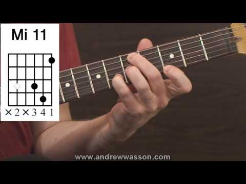 Jazz Style Extended Chords...