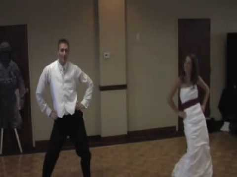 Funny First Wedding Dance - The BEST first dance ever!